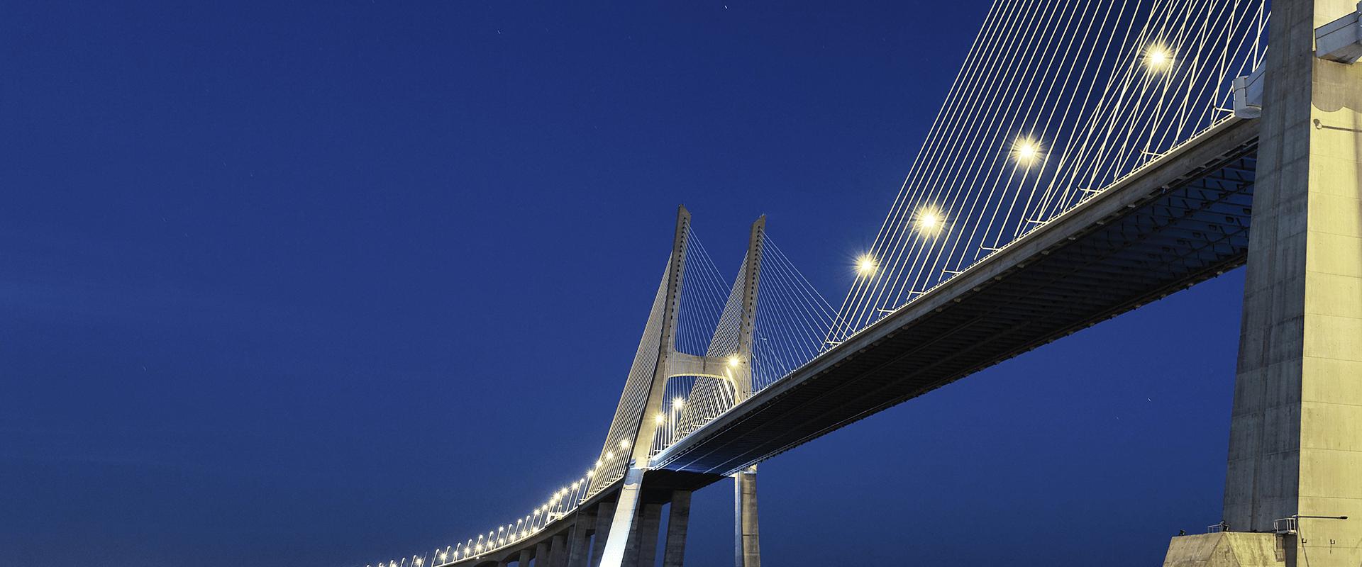 bridge showing solution implemetation