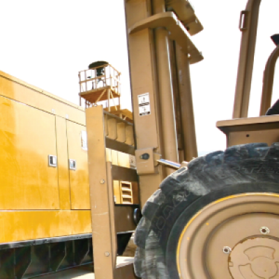 heavy equipment transportation benefits from a service-oriented approach