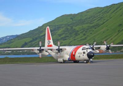 USCG service portfolio to support rescue mission
