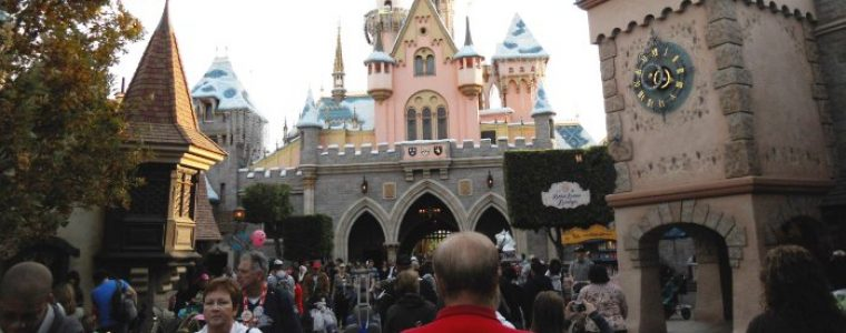 Disney is a leader of customer experience