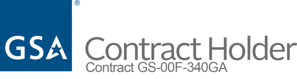 GSA logo and Technical Assent's contract number